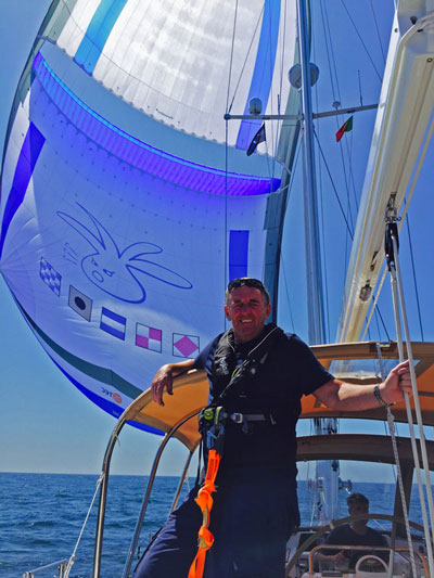Yacht Delivery Skipper Richard Howell