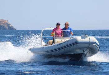 RYA Powerboat Level 2 Course in Menorca